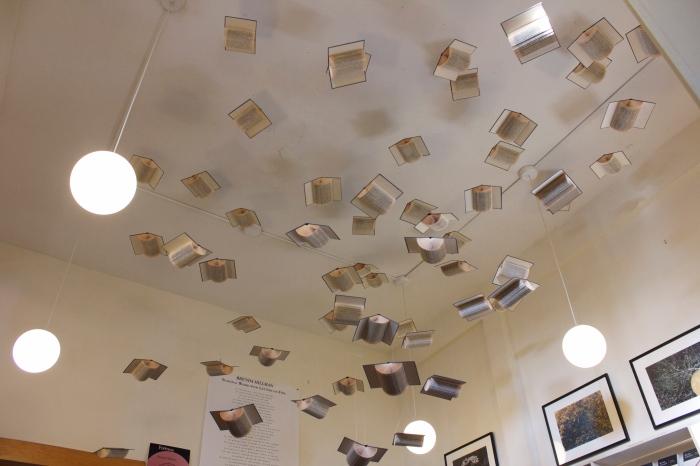 The Books Take Flight